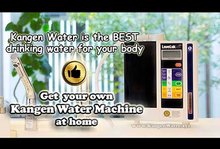 kangen water machine