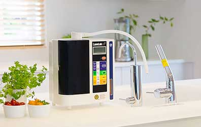 alkaline ionizer kangen water machine sd 501
